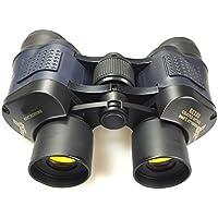 LU2000 60X60 Telescópico de larga distancia 3 Kilómetros Binoculares Telescopio Verde Membrana Espía Spotting Alcance Heavy