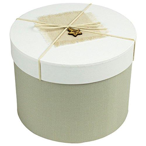 Runde Box Retro - Kiste,Mibai Decken (Kiste Decke)