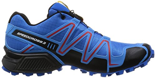 Bright 3 Azul uomo Blue SalomonSpeedcross Radiant Process Scarpe Re Running Blue 4XxAIIadqw