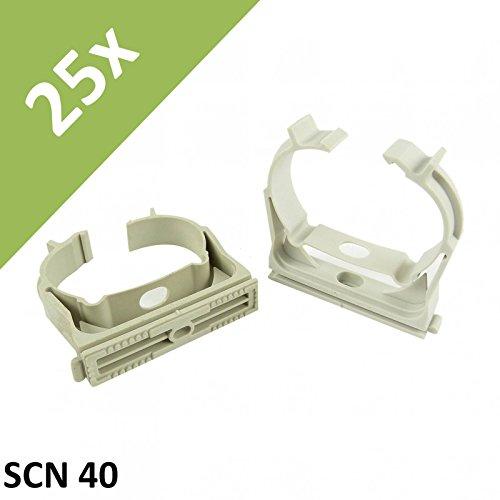 fischer-pinza-clip-scn-40-morsetto-tubo-morsetto-1265-confezione-25-pezzi