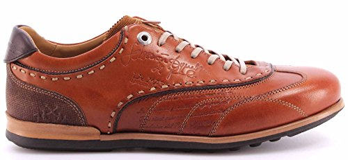 mens-shoes-sneakers-la-martina-l3040160-cuero-ambra-amber-made-in-italy-new