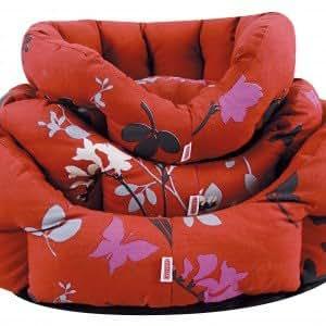 Zolux/Corbeille Victoria Club 55 cm Rouge pour chien et chat