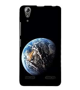 Print Masti Designer Back Case Cover for Lenovo A6000 :: Lenovo A6000 Plus :: Lenovo A6000+ (Globe World Earth Planet Royalty)