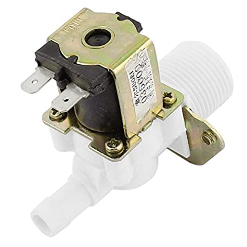 sourcingmap® AC 220V Electric Magnet Water Inlet Solenoid Valve for Washing Machine