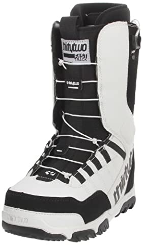 Thirty-Two Herren Snowboard-Softboots PRION FT '11, white/black, 10, 8105000133_110
