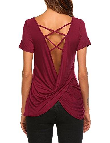 Suchergebnis auf für: shirt rückenausschnitt