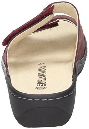 Dr. Brinkmann Damen-Pantolette Rot 701094-41 rot
