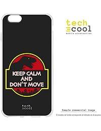 Funnytech® Funda Silicona para iPhone 8 Plus [Gel Flexible Ultra Slim 1,5mm