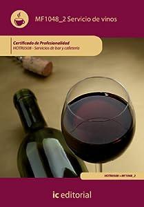 servicio: Servicio de vinos. HOTR0508