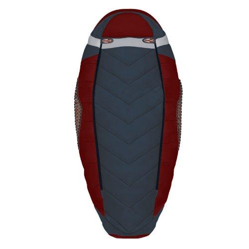 sleepcell-supreme-ebag-sacco-a-pelo-colore-rosso