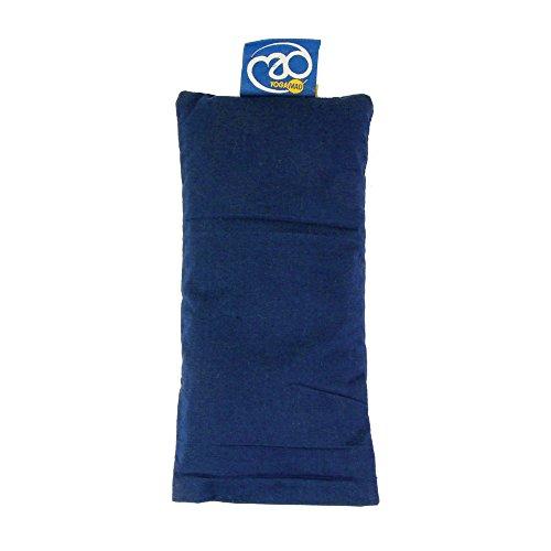 Yoga-Mad Yoga Eye Pillow Linseed & Lavender Blue