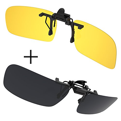 Zoom IMG-1 gritin clip su occhiali da