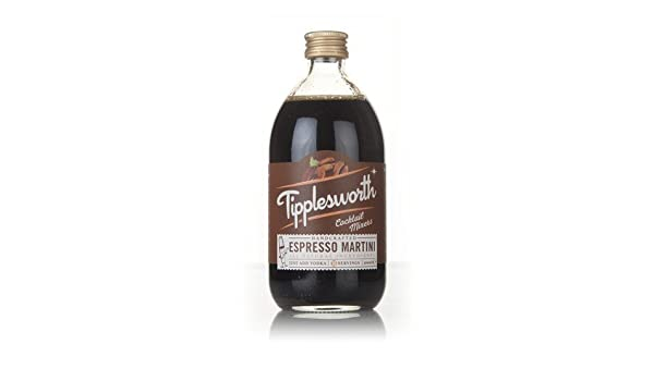 Bar & Wein-accessoires Tipplesworth Espresso-cocktail Mischer 500ml Comfortable And Easy To Wear Kochen & Genießen