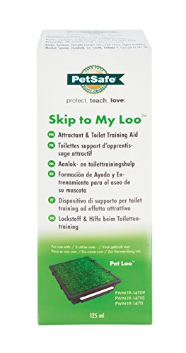 PetSafe Skip To My Loo Attractant and Toilet Training Aid, 125 ml, Easy, Fast Training 2