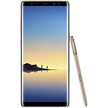 """Samsung Galaxy Note 8 SM-N950F Single SIM 4G Gold - smartphones (16 cm (6.3""""), 6 GB, 12 MP, Android, 7.1.1, Gold)"""