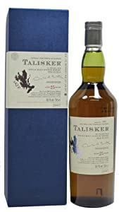 Talisker - Natural Cask Strength - 1982 25 year old Whisky by Talisker