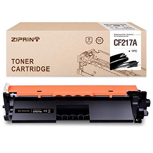 ZIPRINT Compatible HP 17A CF217A Chip Cartucho De