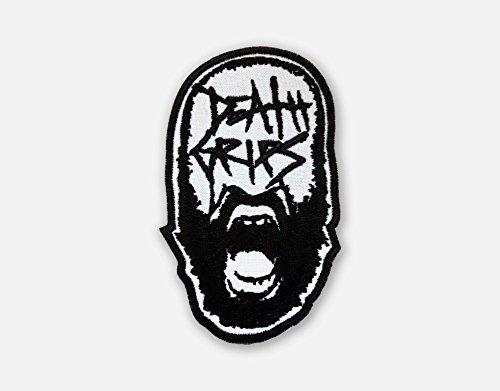 Death Grips bestickt Patch Experimentelle Hip Hop Band (Grip Patches)