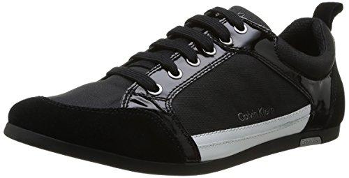 Calvin Klein - Scarpe da ginnastica Cash, Uomo, Nero (Noir (Bwy)), 42