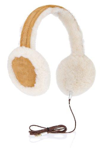 Ugg Wired Damen Ohrenschützer Braun