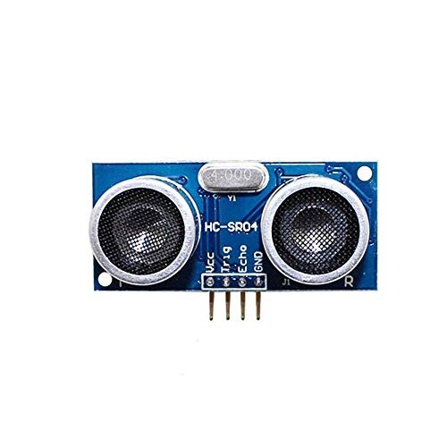UIOTEC High Operating Voltage 3V-5.5V HC-SR04 HC-SR04-P Ultrasound Module Ultrasonic Distance Measuring Sonar Sensor for Arduino* Sonar Modul