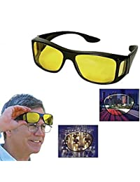 Diswa Amazing Day & Night HD Vision Goggles Anti-Glare Polarized Sunglasses Men/Women Driving Glasses Sun Glasses UV Protection car Drivers