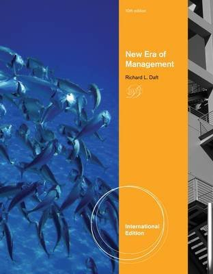 [(New Era of Management)] [By (author) Richard L. Daft] published on (May, 2011)