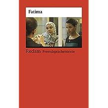 Fatima: Un film de Philippe Faucon (Reclams Universal-Bibliothek)