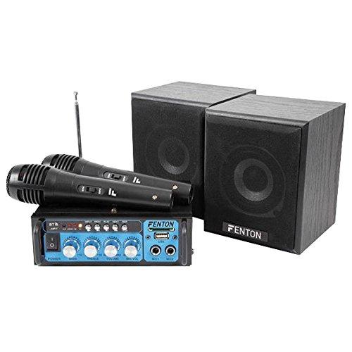 Fenton 103.145av380bt Kit Audio System, schwarz -