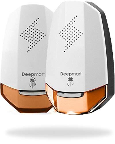 Deepmart® DM60 | Repellente ad Ultrasuoni per Topi - Scacciatopi Ultrasuoni -...