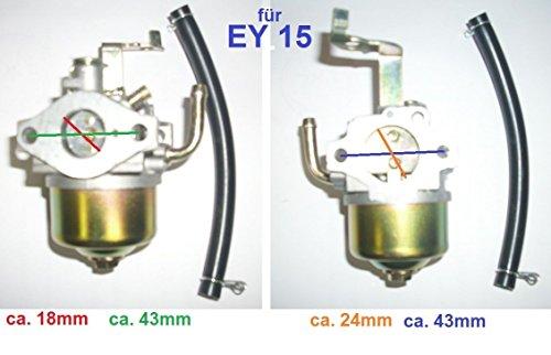 Carburateur pour EY 15 de Robin