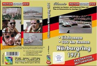 Preisvergleich Produktbild Nürburgring 1971 -300KM Rennen - Eifelrennen