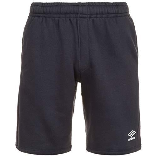 Umbro Herren Fw Fleece Short Sportbekleidung Set, Blau (Dark Navy Y70), Medium -