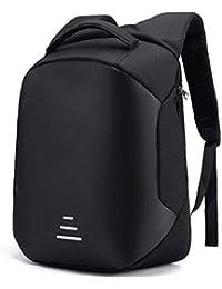 "12d1194766fe STEEZE Anti Theft Laptop Backpack Inbuilt USB Charging Port for 15.6""  Laptop Waterproof Bag School"