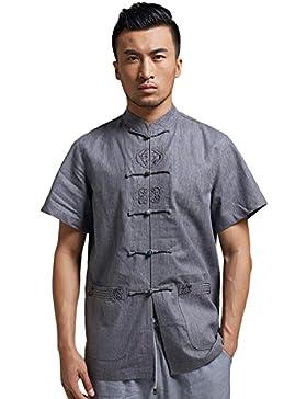 Insun -  Camicia Casual  - Uomo