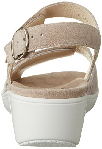 Semler - Ramona, Sandalias Para Mujer Beige (crema)