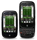 Palm Pre Smartphone O2 Branding schwarz