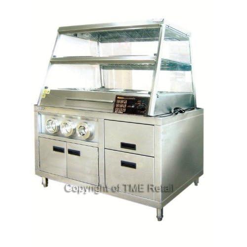 41dMmZv5CDL. SS500  - Hot Food Warmer Display Showcase Center Island