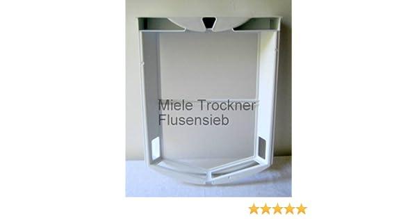 Miele trockner und fusseln filter weiß: amazon.de: gewerbe