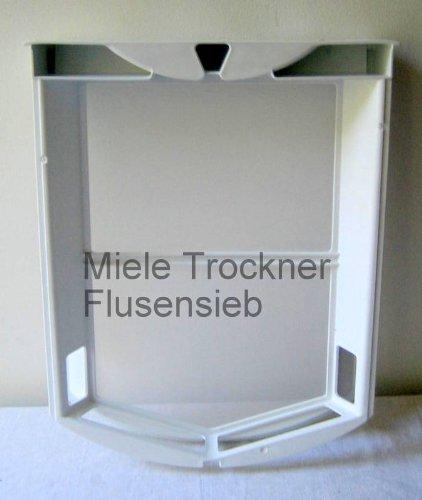 Miele Trockner und Fusseln Filter, weiß