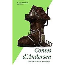 Contes d'Andersen (illustrés par Bertall)