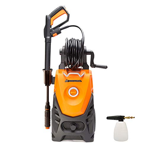 Yard Force EW U15 150Bar 2000W High-Pressure Washer with Accessories