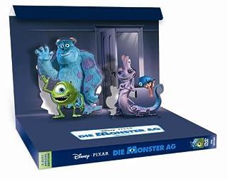 Die Monster AG (3D-Pop-Up-Box) [2 DVDs]