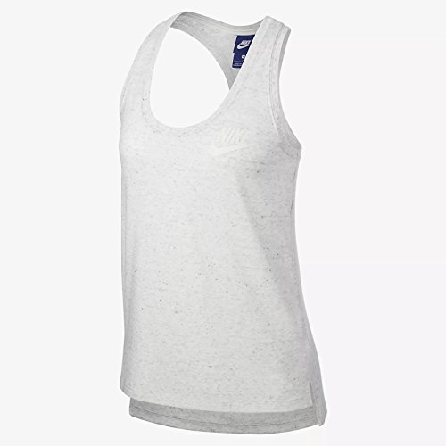 Nike W NSW Gym VNTG Tank Top Keine Genres M Birch Heather/Sail -