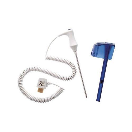 Welch Allyn 02893–000Oral Temperatur Sonde und gut Kit, 4'Oral und Axillar