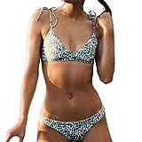 0b4ff5fe035 Tops de Bikini Mujer Push-up Trajes de baño