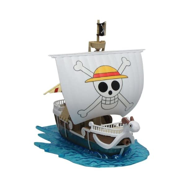 Bandai Hobby Going Merry Model Ship One Piece - Grand Ship Collection 5