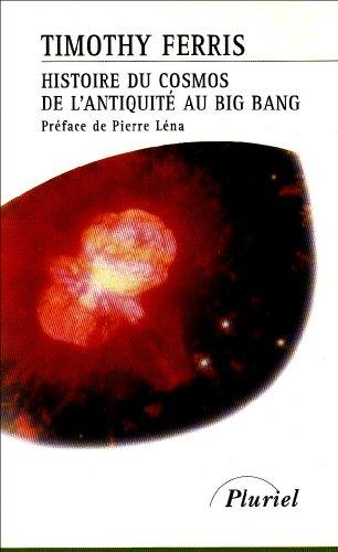 Histoire du cosmos de l'antiquité au big bang