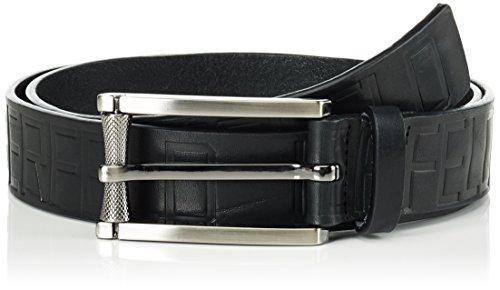 lagerfeld-belt-ceinture-homme-noir-schwarz-schwarz-90-95