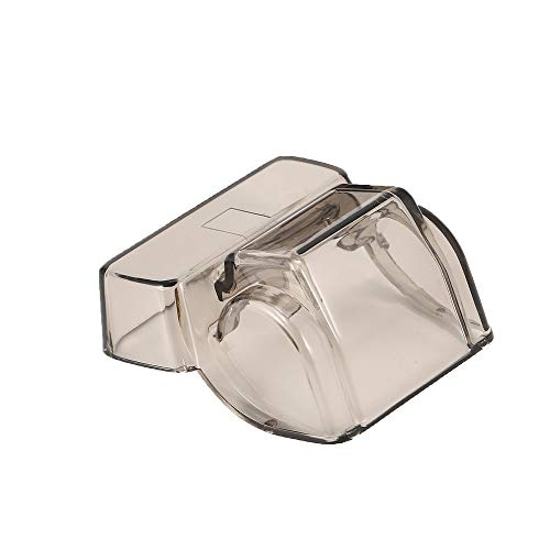 Oyamihin Kamera kardanisch Abdeckkappe Sensor Systembildschirm Eingebaute Schutzhülle Schutzfolie Schutz für DJI Spark Zubeh?rteile - Schwarz Transparent